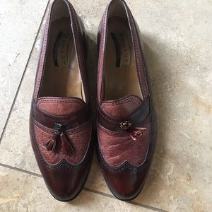 Johnston and Murphy Domani loafers